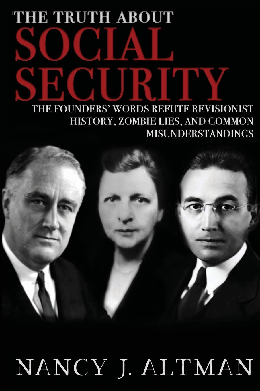 The Truth about Social Security Cover Art
