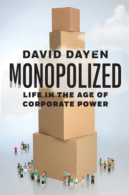 Monopolized Cover Art