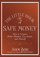 The Little Book of Safe Money Cover Art