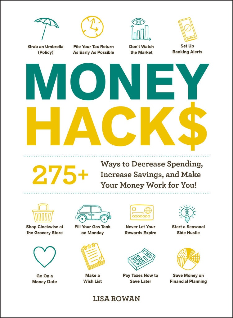 Money Hacks Cover Art