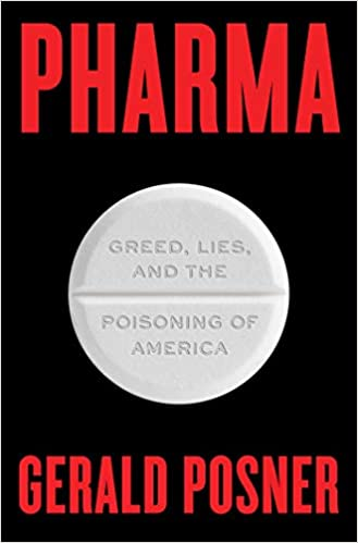 Pharma: Greed, Lies, and the Poisoning of America Cover Art