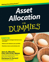 Asset Allocation for Dummies Cover Art