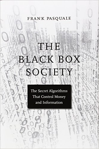 The Black Box Society Cover Art