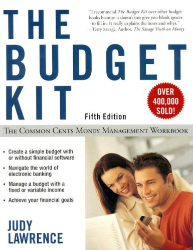 The Common Cents Money Management Workbook Cover Art