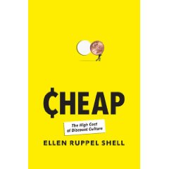 Cheap: The High Cost of Discount Culture Cover Art