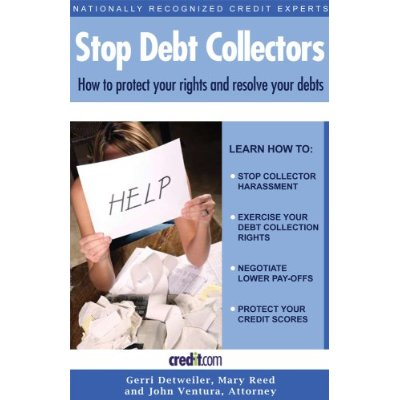Stop Debt Collectors Cover Art