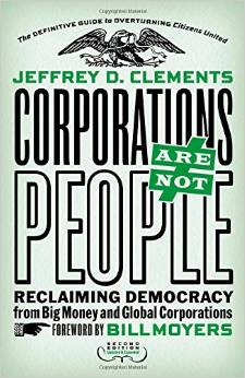 Corporations Are Not People Cover Art
