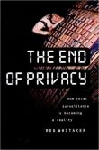 The End of Privacy Cover Art
