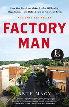 Factory Man Cover Art