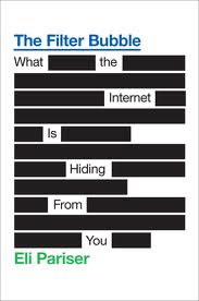 The Filter Bubble Cover Art