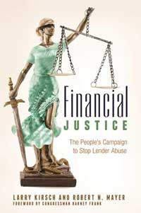Financial Justice Cover Art