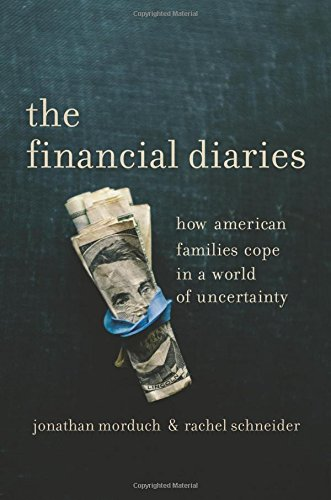 The Financial Diaries Cover Art