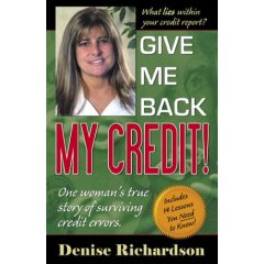 Give Me Back My Credit Cover Art
