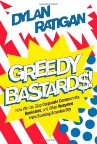Greedy Bastards Cover Art