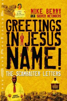 Greetings in Jesus Name Cover Art
