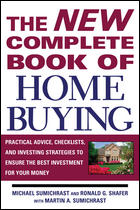 The New Complete Book of Home Buying Cover Art