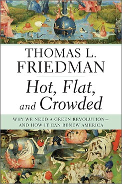Hot, Flat and Crowded Cover Art