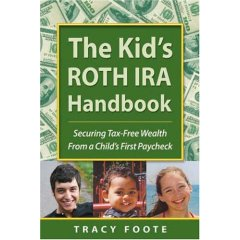 The Kid's ROTH IRA Handbook Cover Art