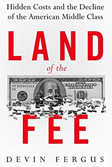 Land of the Fee Cover Art