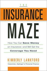 The Insurance Maze Cover Art