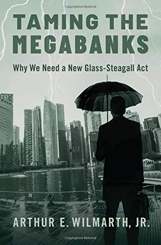 Taming the Megabanks Cover Art