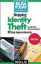 Stopping Identity Theft Cover Art