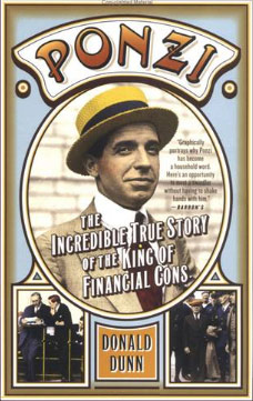 Ponzi Cover Art
