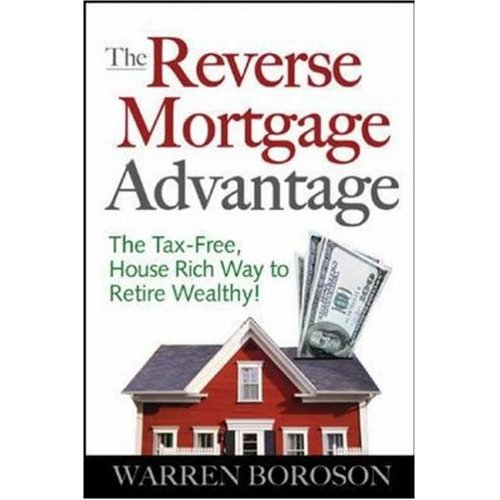 The Reverse Mortgage Advantage Cover Art