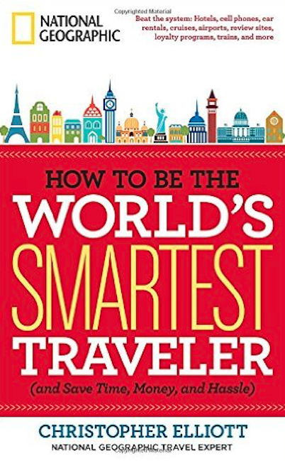 How to Be the World's Smartest Traveler Cover Art