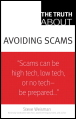 The Truth About Avoiding Scams Cover Art