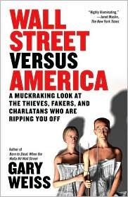Wall Street Versus America Cover Art