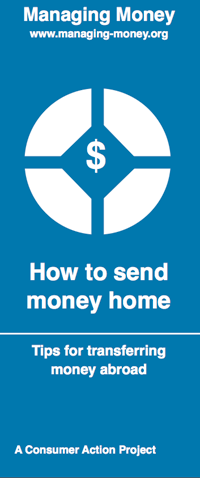 How to Send Money Home