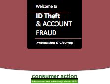 IDTheft & Account Fraud - PowerPoint Training Slides (English)