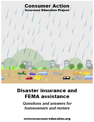 Disaster insurance and FEMA assistance (Q&A)