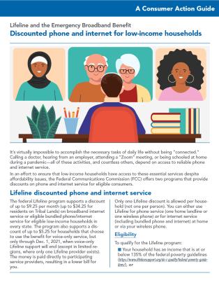 Lifeline and the Emergency Broadband Benefit