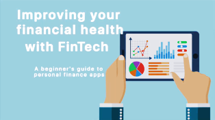 Improving your financial health with FinTech - Video Cover