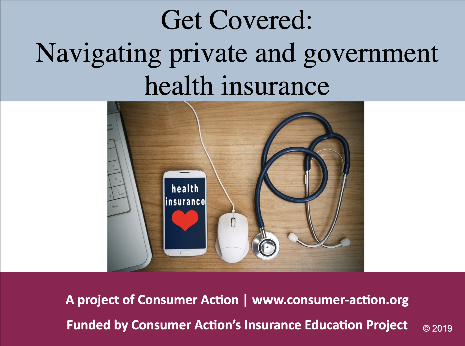 Individual health insurance - PowerPoint training slides