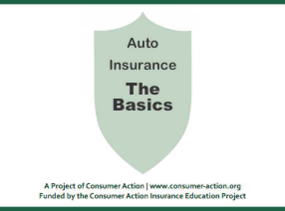 Auto Insurance - PowerPoint Slides