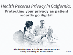 Health Records Privacy in California - PowerPoint Training Slides