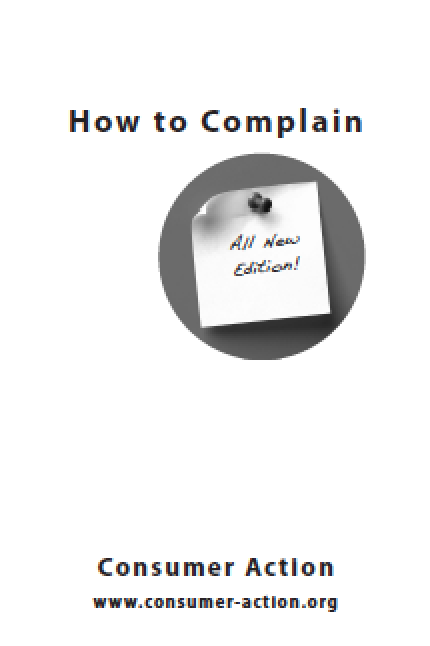How to Complain Cover