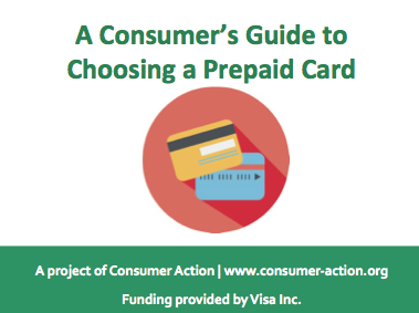 Choosing a Prepaid Card - PowerPoint Training Slides