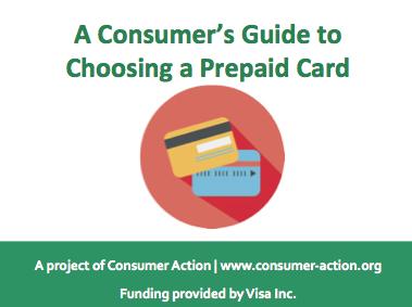 Choosing a Prepaid Card - PowerPoint Training Slides