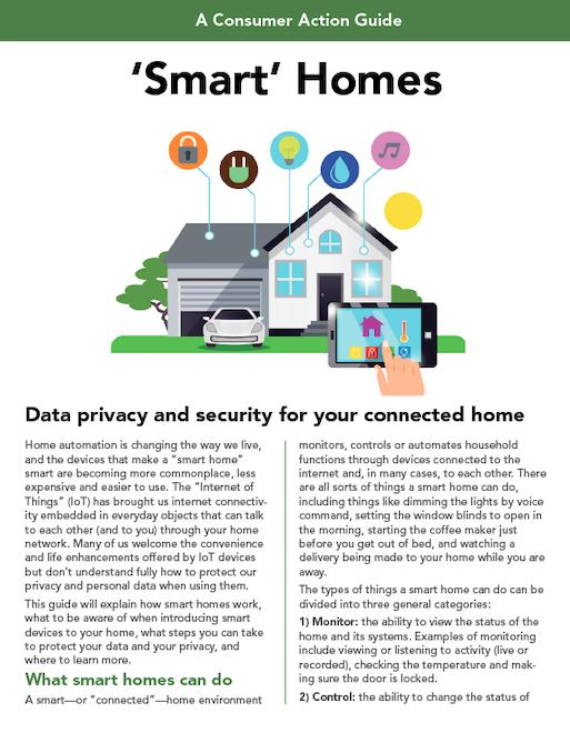 'Smart' Homes