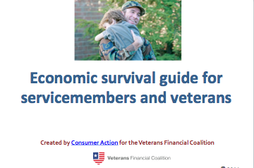 Economic survival guide for servicemembers and veterans - PowerPoint Training Slides
