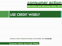 Staying on Track with Credit - PowerPoint Slides