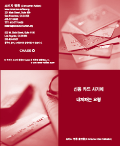 Recognizing Credit Card Fraud (Korean)