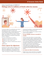 Distinguishing between vaccine fact and fiction (Spanish)