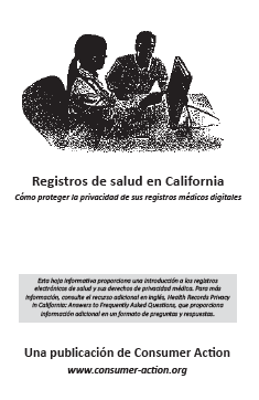 Health Records Privacy in California (Spanish)