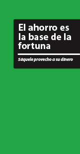 Saving to Build Wealth - Make money work for you (Spanish)