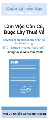 Get Credit for Your Hard Work (2015 Tax Year) (Vietnamese)